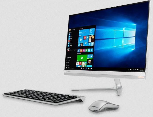 Lenovo PC All in One Idea 510S, beba it. web. grafik. Landquart